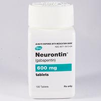 NEURONTIN TABLETS