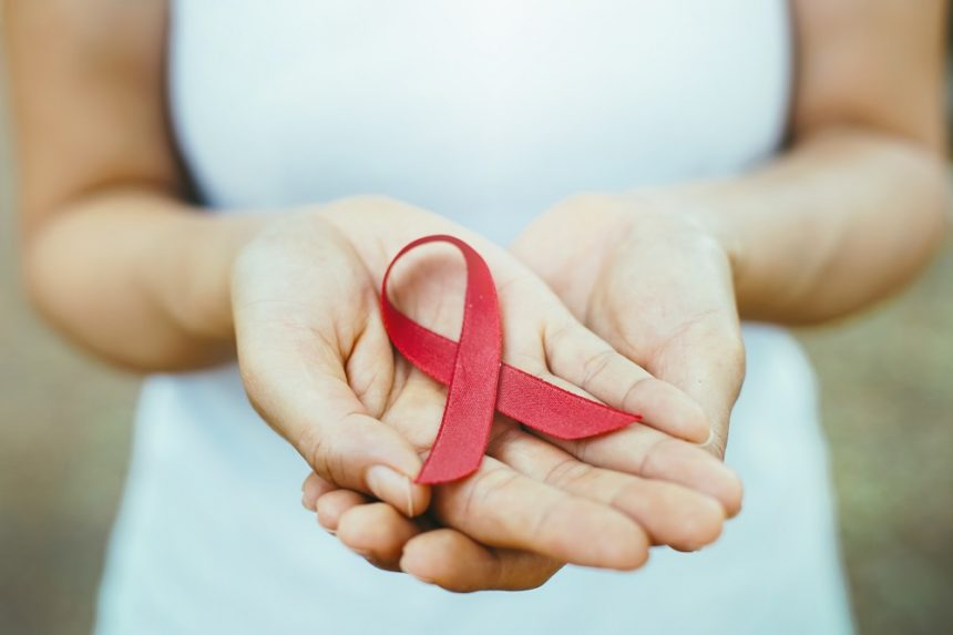 HIV/AIDS ribbon