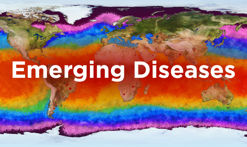 emerging diseases climate change