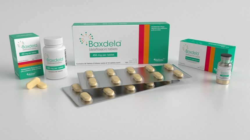FDA Approves Baxdela