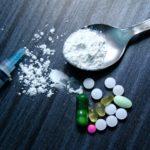 Hard drugs, narcotics