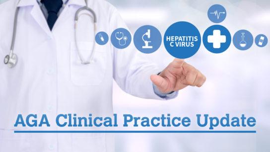 HCV AGA Clinical Practice Update