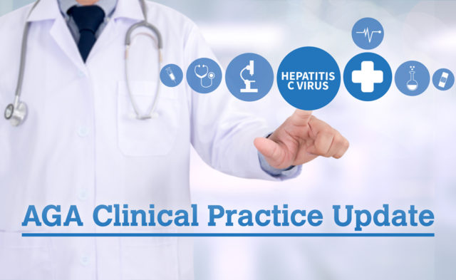 HCV AGA Clinical Practice Update