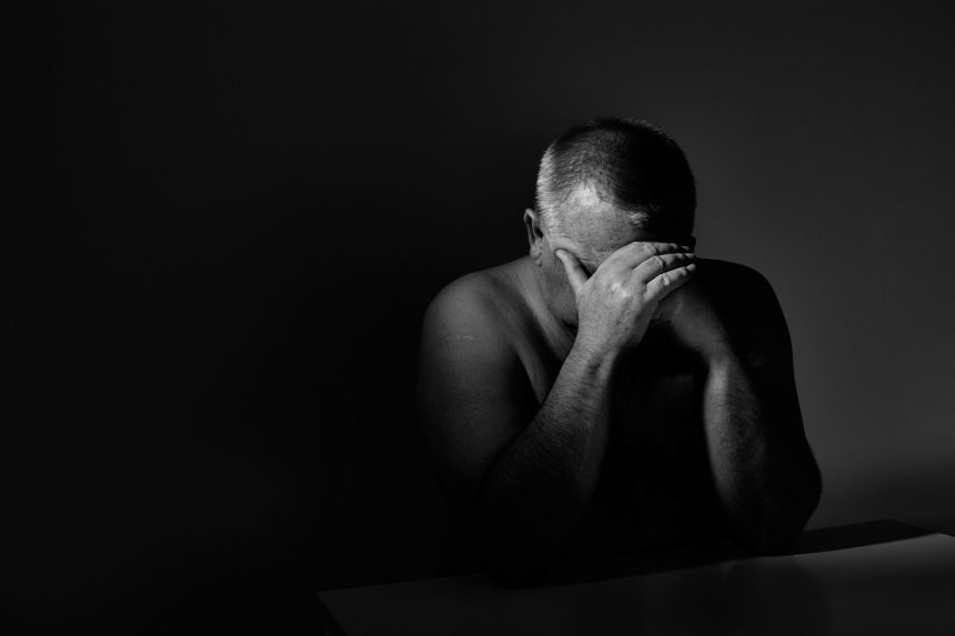HIV depression sadness