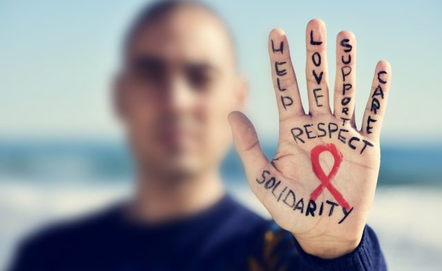 HIV, AIDs ribbon, prevention