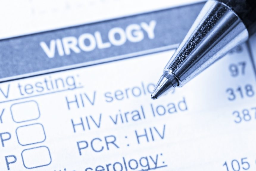 HIV viral load suppression