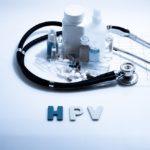 HPV, stethoscope, glass vials