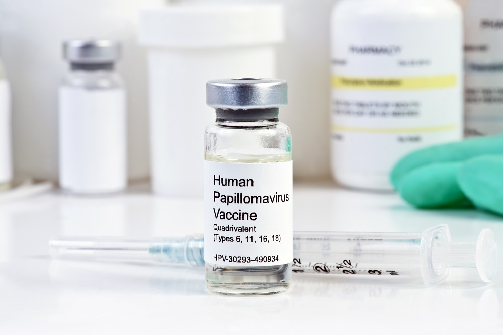 humán papillomavírus hpv vakcina gardasil cervarix)