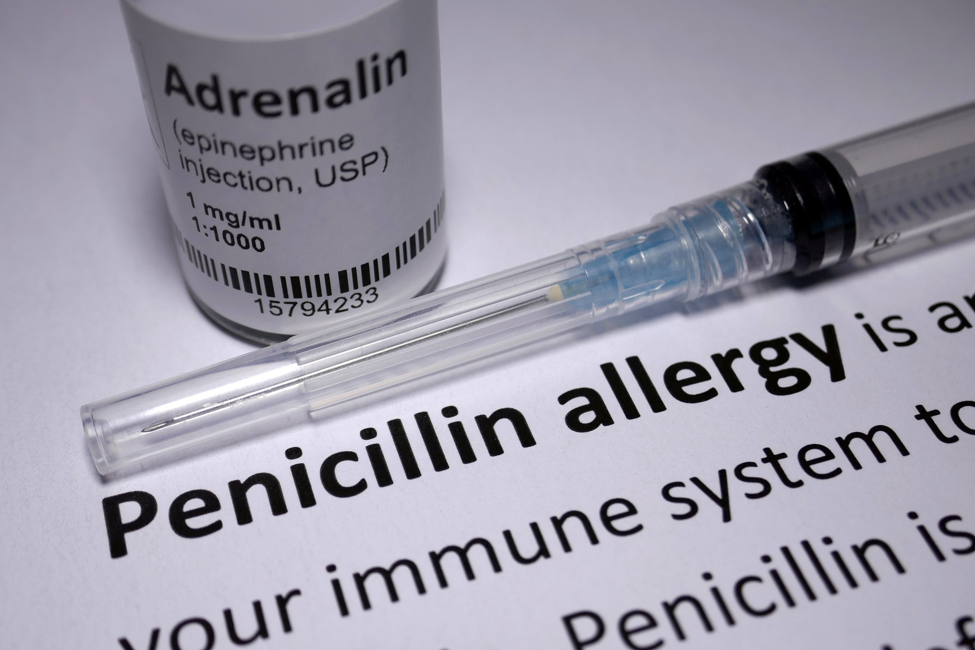 Penicillin Allergies: Commonly Reported but Rarely Accurate - Infectious  Disease Advisor