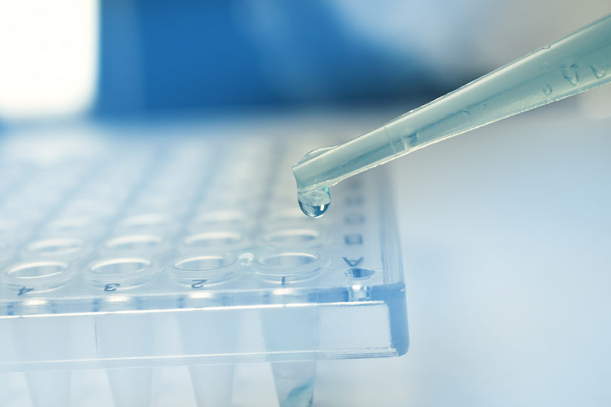 pipette test, testing