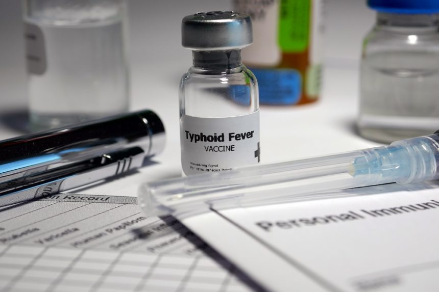 Typhoid fever vaccine