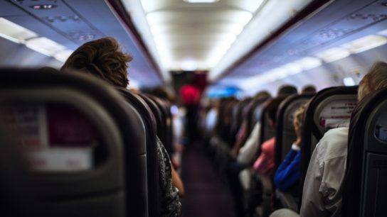airplane, passengers